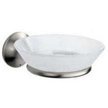 AXOR TERRANO miska na mýdlo, satinox/sklo 41333810