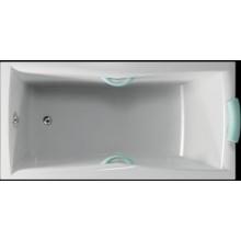 Vana plastová Teiko klasická Vela 150x75x46cm bílá
