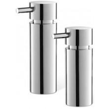 ZACK TICO dávkovač na mýdlo 130ml, Ø5cm, nerez ocel/vysoký lesk