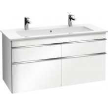 VILLEROY & BOCH VENTICELLO spodní skříňka 1153x590x502mm, Glossy White