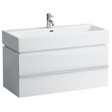 LAUFEN CASE skříňka pod umyvadlo 990x455mm s 1 zásuvkou, bílá