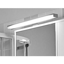 JIKA CUBITO osvětlení 595x70x25 mm chrom 4.5018.7.172.000.1