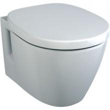 WC závěsné Ideal Standard odpad vodorovný Connect Short  bílá+Ideal Plus