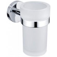 NIMCO UNIX držák se skleničkou 70x112x107mm, chrom