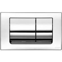 Předstěnové systémy ovládací desky Kolo Slim 24,6x16cm chrom
