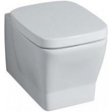 WC závěsné Keramag odpad vodorovný Xeno 2 s hlubokým splachováním 35x54 cm bílá
