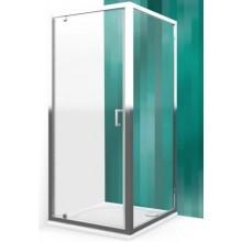 ROLTECHNIK LEGA LINE LLB/900 boční stěna 900x1900mm, polorámová, brillant/transparent