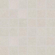 RAKO ROCK mozaika 30x30cm, bílá