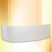 ROLTECHNIK HARMONIA 150 čelní panel 1500mm, krycí, akrylátový, bílá