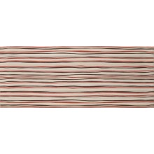 CIFRE INTENSITY ASTRA dekor 20x50cm, red/brown