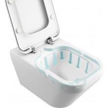WC závěsné Ideal Standard odpad vodorovný Tonic II Aquablade  bílá