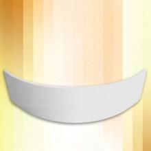 ROLTECHNIK FLORA NEO 120 čelní panel 1200mm, krycí, akrylátový, bílá