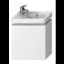 JIKA CUBITO-N skříňka pod umývátko 440x241x480mm, bílý lesklý lak