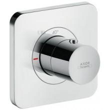 AXOR CITTERIO E termostatická sprchová baterie 120x120mm podomítková, chrom