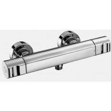 KOHLER SINGULIER sprchová baterie 150x85-90x68mm nástěnná, termostatická, polished chrome 10872D-CP
