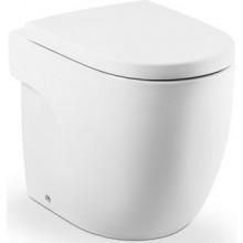 WC mísa Roca odpad vario Meridan hluboké instalační sady  bílá
