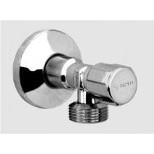 SCHELL COMFORT pračkový ventil DN15, regulační, chrom, 033000699