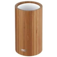 NIMCO NIBU pohárek na kartáčky 70x70x118mm bambus NI 9058-95