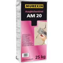 MUREXIN AM 20 malta vyrovnávací 25kg, speciální, rychletuhnoucí