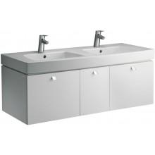 Nábytek skříňka pod umyvadlo Ideal Standard Step 130x48,5x42 cm vysoce lesklý lak - bílý