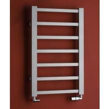 Radiátor koupelnový PMH Galeon 600/1280 490 W (75/65C) metalická stříbrná 29/70587