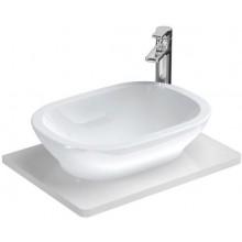 Umyvadlo nábytkové Ideal Standard bez otvoru SoftMood 550x400x170mm bílá