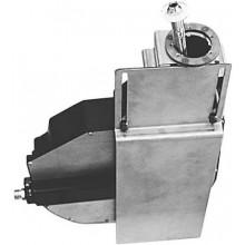 """HANSA ROLLBOX samostatné vestavné těleso G1/2"""", pro montáž do obkladu, vytahovací sprcha s automatickým navíjením hadice, chrom"""