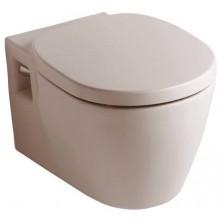CONCEPT CUBE závěsný klozet 360x540mm s hlubokým splachováním, vodorovný odpad, bílá alpin E785001