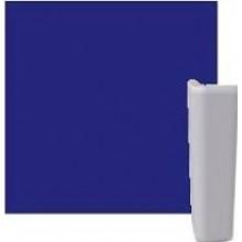 RAKO COLOR TWO vnější hrana 2,4x9,7cm, průběžná, tmavě modrá