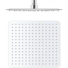 EASY hlavová sprcha 400x400mm, pro pevnou sprchu, nerez