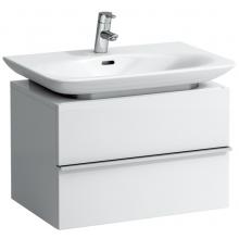 Nábytek skříňka pod umyvadlo Laufen New Case 64,5x43x46 cm bílá