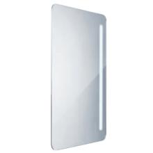 Nábytek zrcadlo Nimco s LED osvětlením 60x100 cm chrom