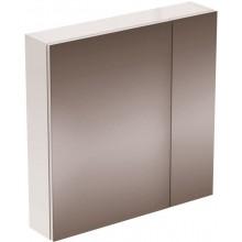 IDEAL STANDARD STRADA zrcadlová skříňka 700mm s osvětlením, lesklý lak bílý K2668WG