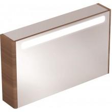 IDEAL STANDARD SOFTMOOD zrcadlová skříňka 1000mm s osvětlením, ořech T7823S6
