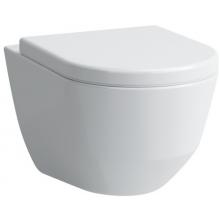 WC závěsné Laufen odpad vodorovný Pro Rimless  bílá