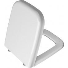 Sedátko WC Vitra duraplastové s kov. panty Shift  bílá