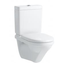 LAUFEN MODERNA R závěsná kombinační mísa 360x490mm hluboké splachování, bílá