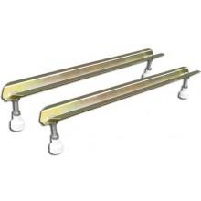 RAVAK BASE 90 univerzální nožičky 650mm pro vaničky B2F0000002