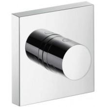 HANSGROHE AXOR SHOWERCOLLECTION ventil uzavírací s podomítkovou instalací 120x120mm chrom 10932000