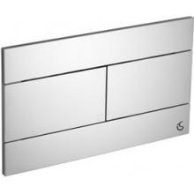 Předstěnové systémy ovládací desky Ideal Standard Better Slim 255x150 mm chrom