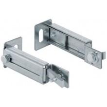 GEBERIT stavební souprava pro ukotvení podpěr 13-20cm, ocel