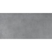 RAKO EXTRA sokl 80x9,5cm, tmavě šedá
