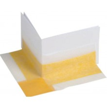 MUREXIN DB 70 páska těsnící 25ks/karton, elastická, vodotěsná, nároží, žlutá