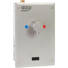 """AZP BRNO AUS 2 sprchová baterie G1/2"""" s termostatickým ventilem, vestavná, automatická, senzorová, nerez"""