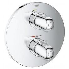 GROHE GROHTHERM 1000 termostatická baterie Ø210mm sprchová podomítková, chrom