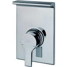 Baterie sprchová Ideal Standard podomítková páková Active vrchní díl  s integrovanou poličkou  chrom