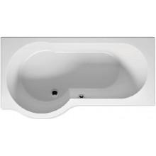 RIHO DORADO BA81 vana 170x90x47,5cm, asymetrická, levá, akrylátová, bílá