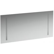 LAUFEN CASE zrcadlo 1300x48mm 2 zabudované osvětlení