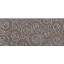 NAXOS HOME dekor 26x60,5cm, fascia thea moka 74282
