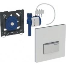 GEBERIT TYP 50 ovládání splachování pisoárů 13x0,8x13cm, s pneumatickým ovládáním splachování